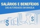 Veja o quanto Dilma, deputados, senadores e ministros do STF ganham - Arte/UOL