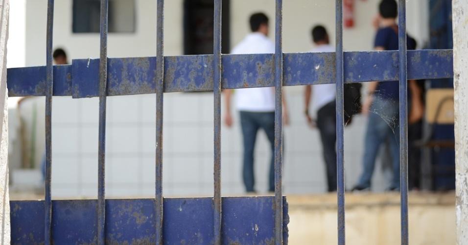 Apesar da superlotação do complexo, presos têm acesso a atividades de ressocialização em Serrotão que abriga um campus da UEPB