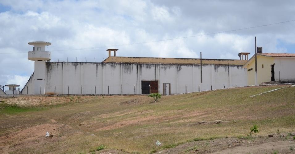 Complexo prisional do Serrotão em Campina Grande (PB) e é o primeiro presídio do Brasil a ter um campus universitário exclusivo para ressocialização de presos masculinos e femininos