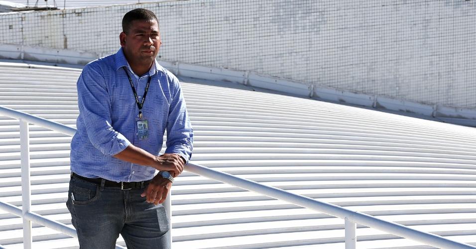 """""""Desde 2008, quando o sistema foi implantado, já deixamos de gastar mais de R$ 2,3 milhões com água tratada"""", contabiliza o engenheiro Márcio Mantoano, coordenador de sistemas comerciais e de navegação do aeroporto"""