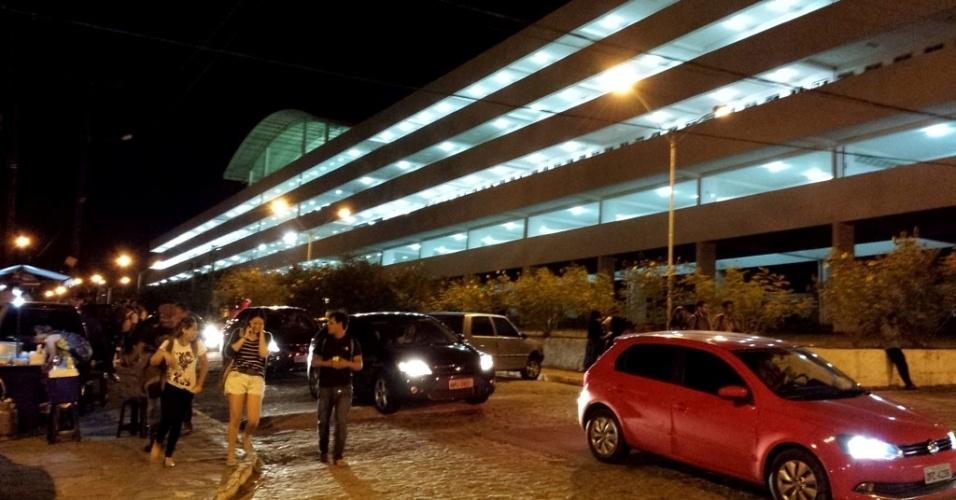 A sede da UEPB, que tem unidades em sete cidades fica em Campina Grande, a cerca de 130 km da capital paraibana, João Pessoa