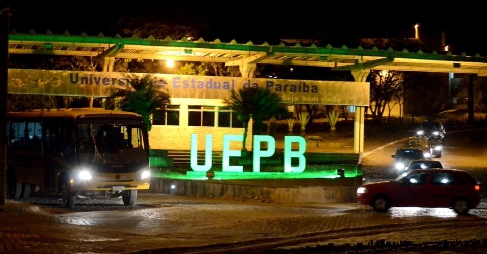 Esta é a fachada da sede da UEPB em Campina Grande que vai oferecer cursos de ensino superior dentro de uma penitenciária. As graduações ainda vão ser definidas para iniciarem as aulas em 2015