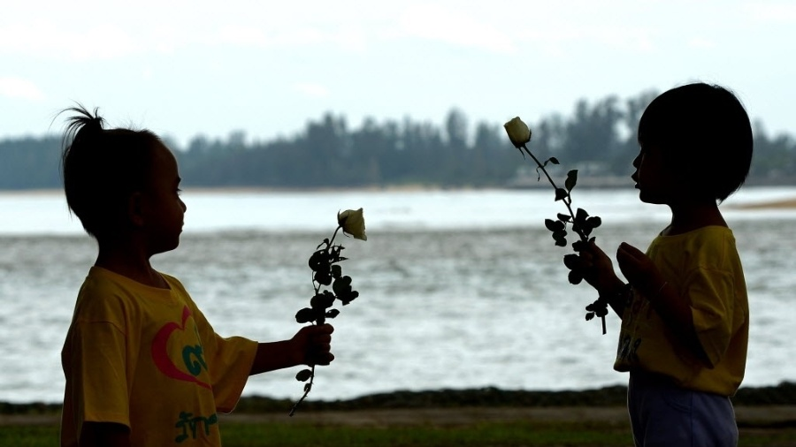 Pornchai Kittiwongsakul/AFP