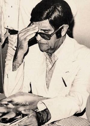 O médium Chico Xavier, falecido em 2002 - Reprodução