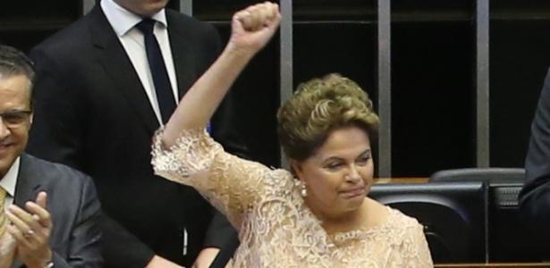 Dilma promete mudanças na área de segurança pública - Sergio Lima/Folhapress