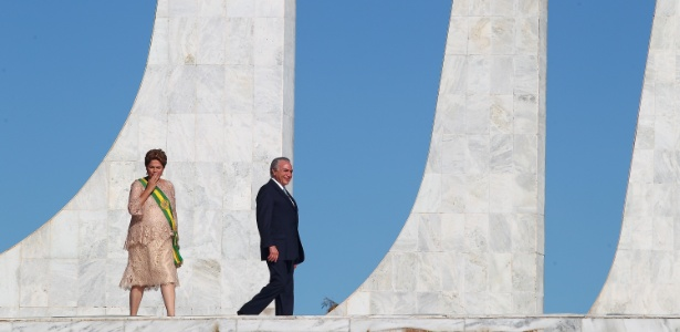 Chapa Dilma/Temer, que venceu a eleição de 2014, está sendo investigada no TSE