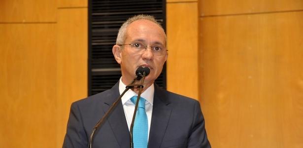 1º.jan.2015 - O governador do Espírito Santo, Paulo Hartung (PMDB)