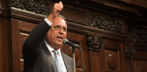O governador Rio de Janeiro, Luiz Fernando Pezão (PMDB)