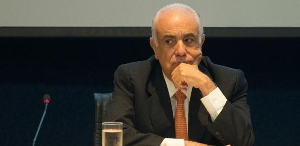 O ex-ministro Antônio Carlos Rodrigues (PR) em foto de 2015