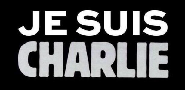 """""""Não me pertence mais"""", diz autor do slogan """"Je suis Charlie"""" - Reprodução/Twitter"""
