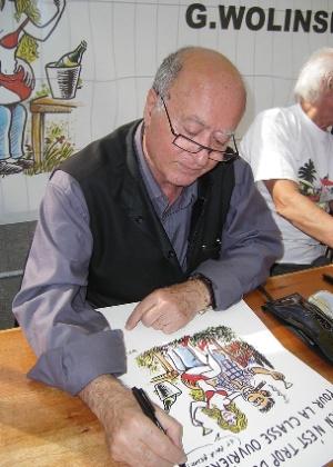 Georges Wolinski, um dos quatro artistas assassinados em Paris - Wikipedia
