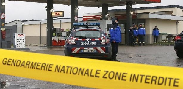 Possibilidade de ataques terroristas aumenta preocupação com policiamento na França - Pascal Rossignol/Reuters