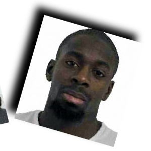 A polícia francesa divulgou imagens de Amedy Coulibaly, 32, suspeito de participar do tiroteio em um mercado judaico e de matar uma policial em Paris - AFP