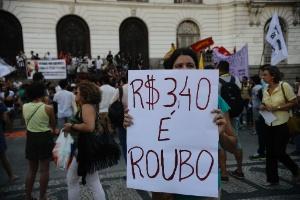 MPL protesta desde o início de 2016 contra o reajuste da tarifa de transporte