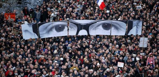 De olhos bem abertos - Charles Platiau/Reuters