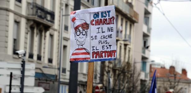 Onde está Charlie? - Xinhua/Panoramic/Zumapress