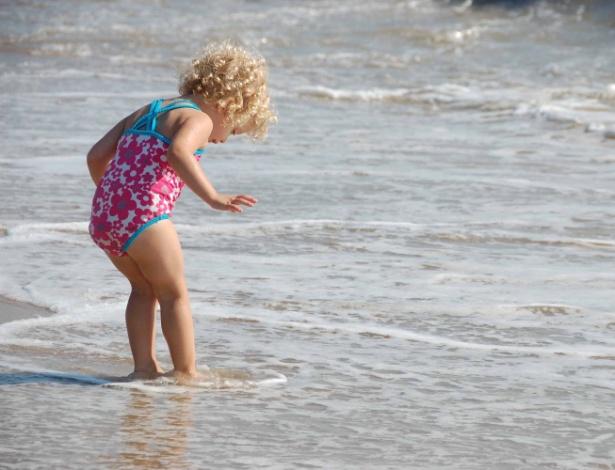 O mar contém aproximadamente 50 trilhões de toneladas de sal, segundo os cientistas - Stockphoto