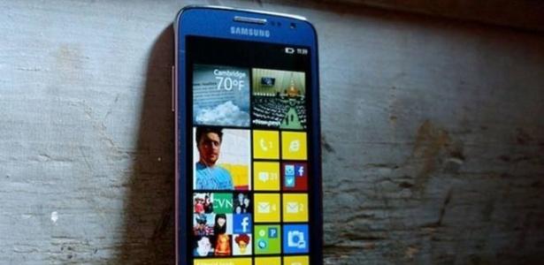 Windows Phone não conseguiu grande presença no mercado