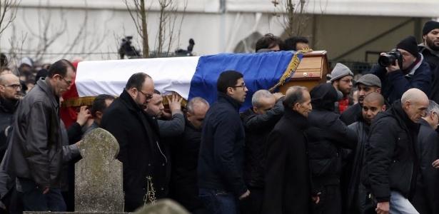 Mortos são homenageados na França e em Israel - Kenzo Tribouillard/AFP