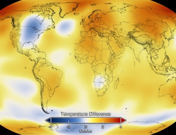 Quem duvida das mudanças climáticas é o quê?
