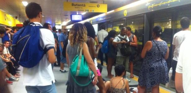 Linha 4 ligará a Luz, no centro, à Vila Sônia, zona oeste da capital