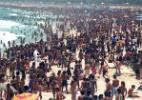 Arrastões assombram verões cariocas há mais de 20 anos; veja fotos - Júlio César Guimarães/Agência O Globo