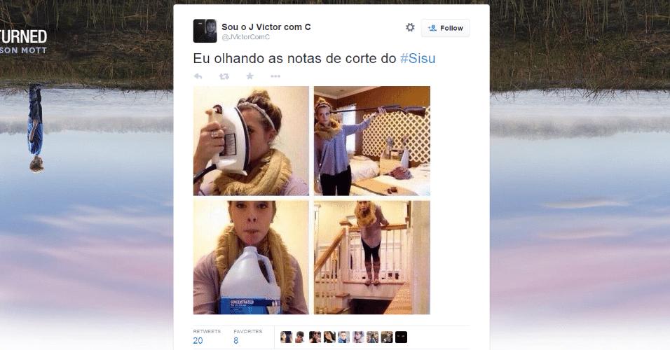 Candidatos publicam memes no Twitter após a divulgação das notas de corte do Sisu 2015