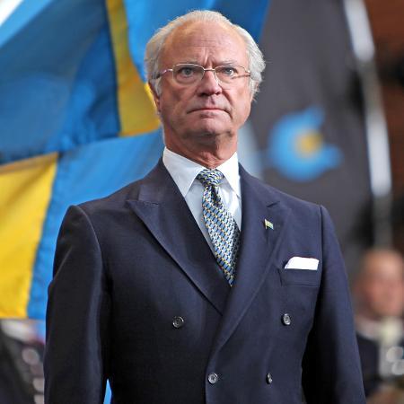 Rei Carl XVI Gustaf da Suécia - Bengt Nyman/Reprodução
