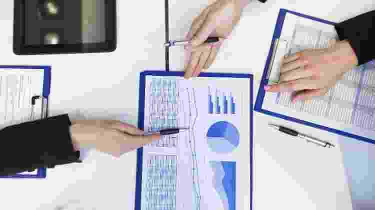 Pesquisa e estatística - Thinkstock - Thinkstock