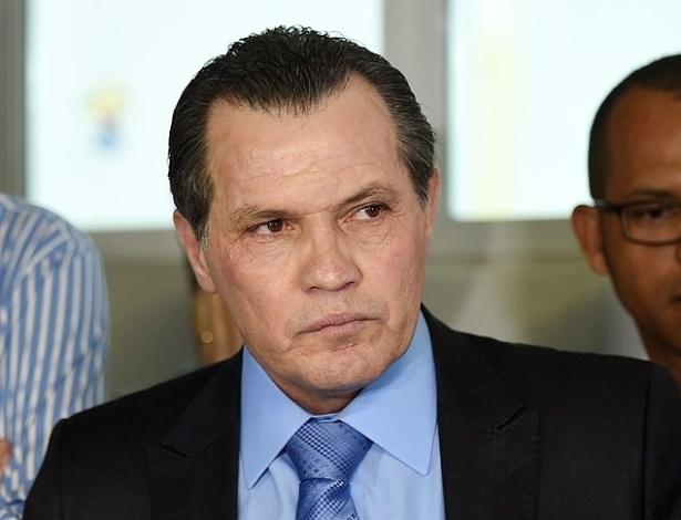 O ex-governador de Mato Grosso, Silval da Cunha Barbosa