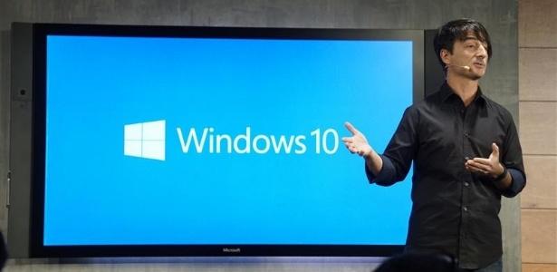 Microsoft apresenta Windows 10 e navegador que substitui Internet