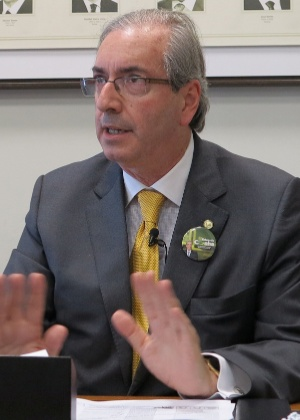 O presidente da Câmara dos Deputados, Eduardo Cunha (PMDB-RJ), disse que o aborto só seria votado por cima do seu cadáver - Kleyton Amorim/UOL