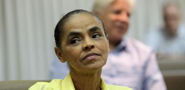 Marina Silva defende apoio à livre manifestação e saída pelo TSE - Marcos de Paula/Estadão Conteúdo