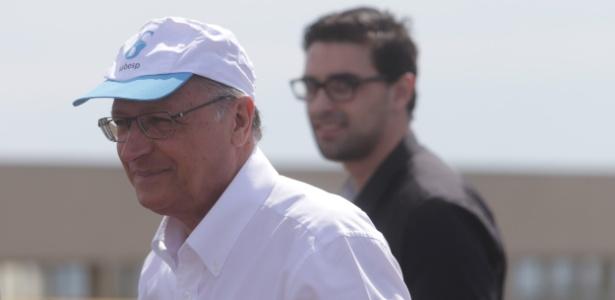 Alckmin diz não ter procedência a vinculação de uma obra da Sabesp a propinas