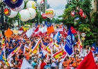 Em protesto, manifestantes defendem Lava Jato e criticam Congresso - Jéssica Nascimento/ UOL