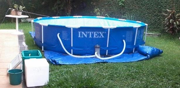 Ge logo cria engenhoca em piscina para driblar seca de for Piscina 500 litros