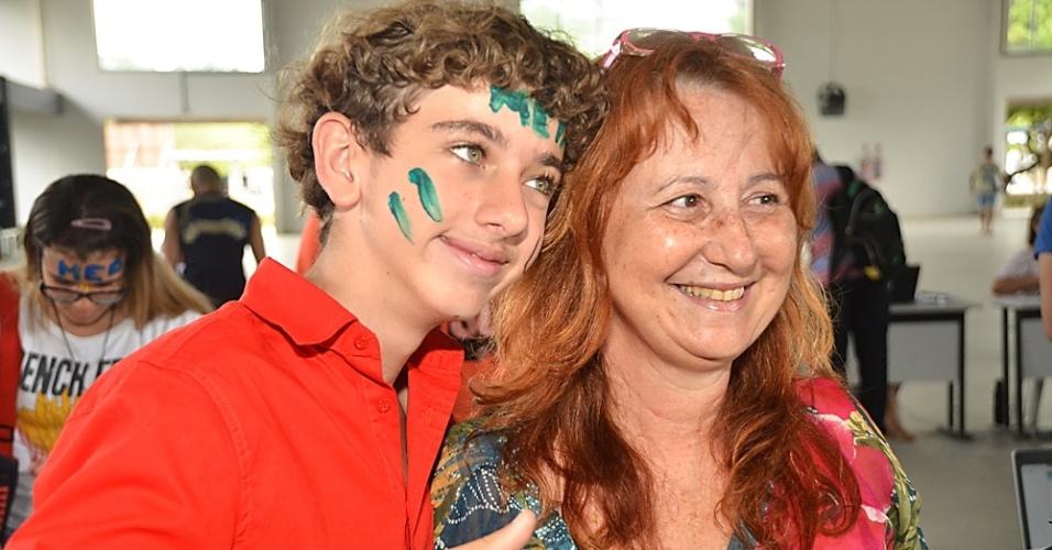 trote, trote universitário, menino de 14 anos que passou em medicina, UFS, vestibular, enem, sisu, José Victor Menezes Teles