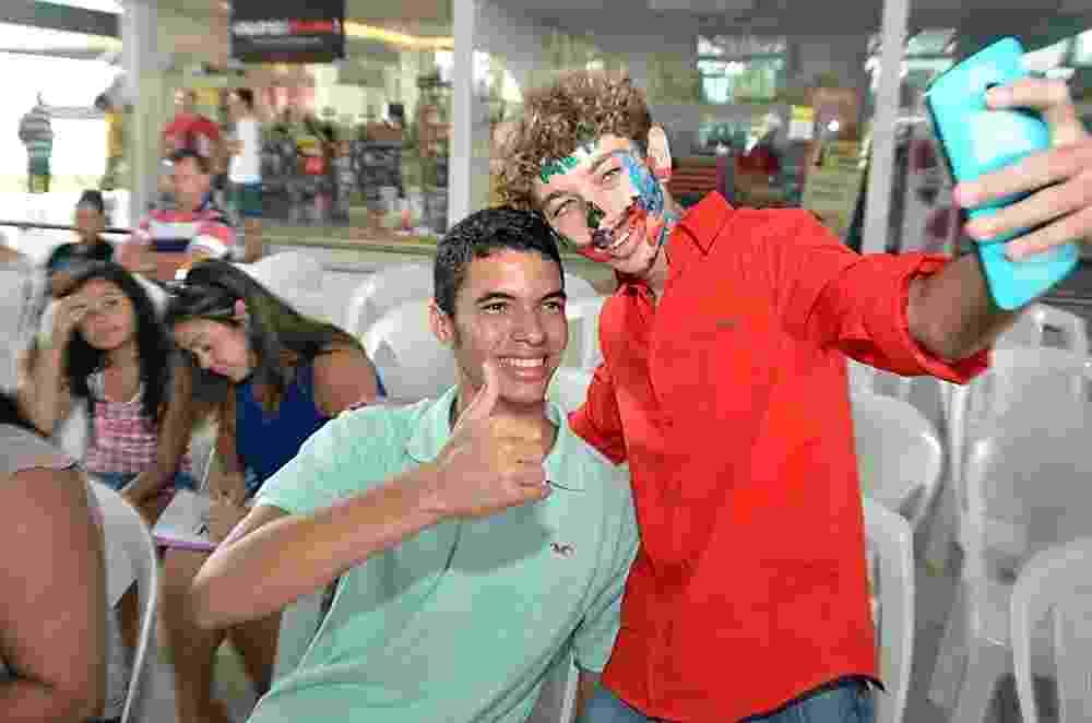 trote, trote universitário, menino de 14 anos que passou em medicina, UFS, vestibular, enem, sisu, José Victor Menezes Teles - Jadilson Simões/UOL