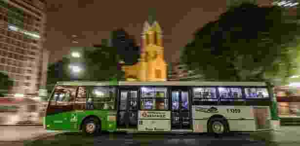 ônibus transporte público São Paulo - Avener Prado/Folhapress - Avener Prado/Folhapress