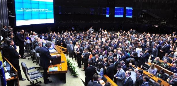Congresso Nacional terá que votar a meta fiscal de 2017 que prevê deficit de R$ 139 bilhões