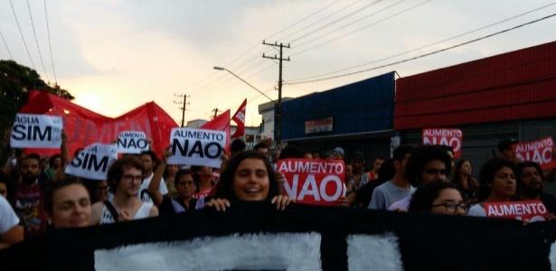 Em 2015, o MPL também fez protestos contra o aumento das passagens em São Paulo, mas a adesão foi menor