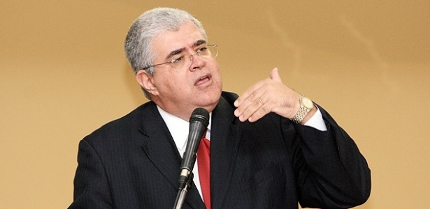 O deputado federal Carlos Marun (PMDB-MS), presidente da comissão especial da reforma da Previdência