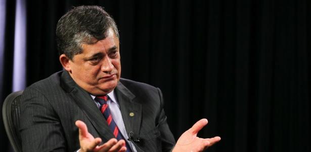 O líder do governo na Câmara, José Guimarães (PT-CE)