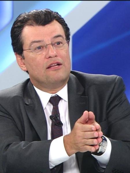 O senador Eduardo Braga (MDB-AM) - Divulgação/Band