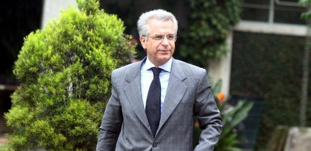 O vereador Andrea Matarazzo, que deixou o PSDB