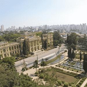 Imagens aéreas feitas com drones da empresa Alfa Drones, de São Paulo - Divulgação