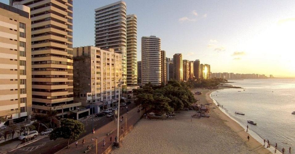 Imagens aéreas feitas com drones da empresa Drone Images, com escritórios no Rio de Janeiro e em São Paulo