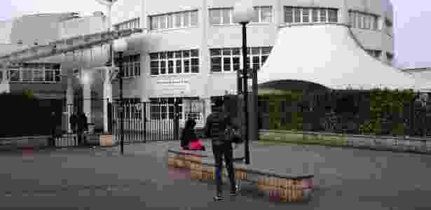 Lycée Edmond Rostand, escola da França; professores e alunos debatem sobre religião após ataques terroristas - Agnes Dherbeys/The New York Times