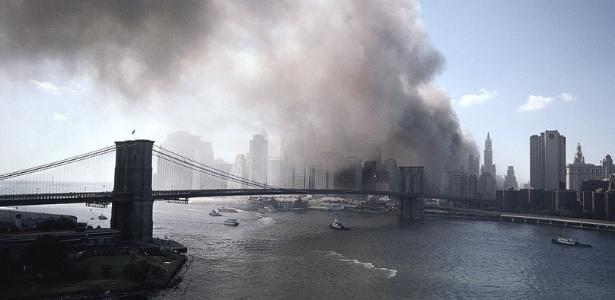 TVs do mundo todo transmitiram ataques terroristas contra os EUA ao vivo - José Camilo Vergara/Courtesy - Library of Congress