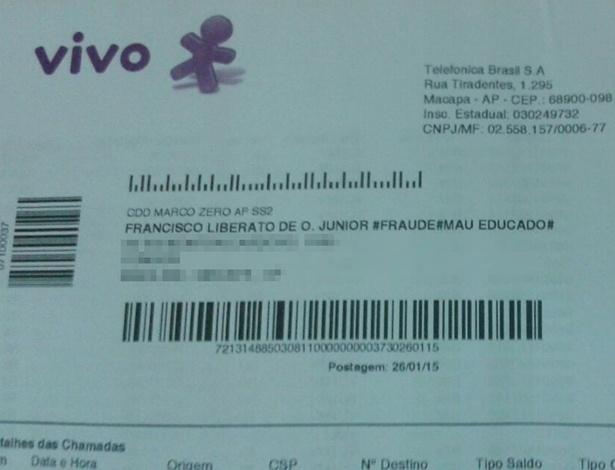 Francisco Liberto de Oliveira Junior/Arquivo Pessoal